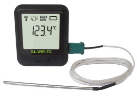 WiFi logger thermo coup.